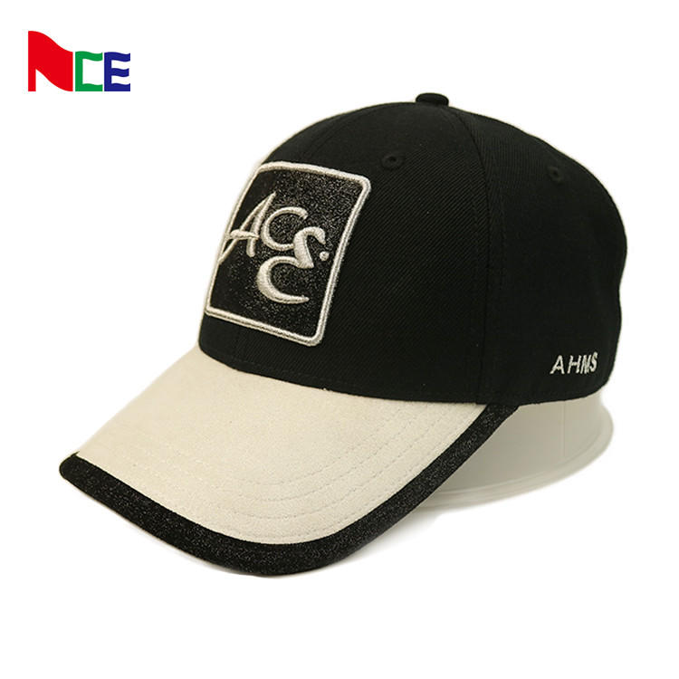 ACE cotton fitted baseball caps bulk production for beauty
