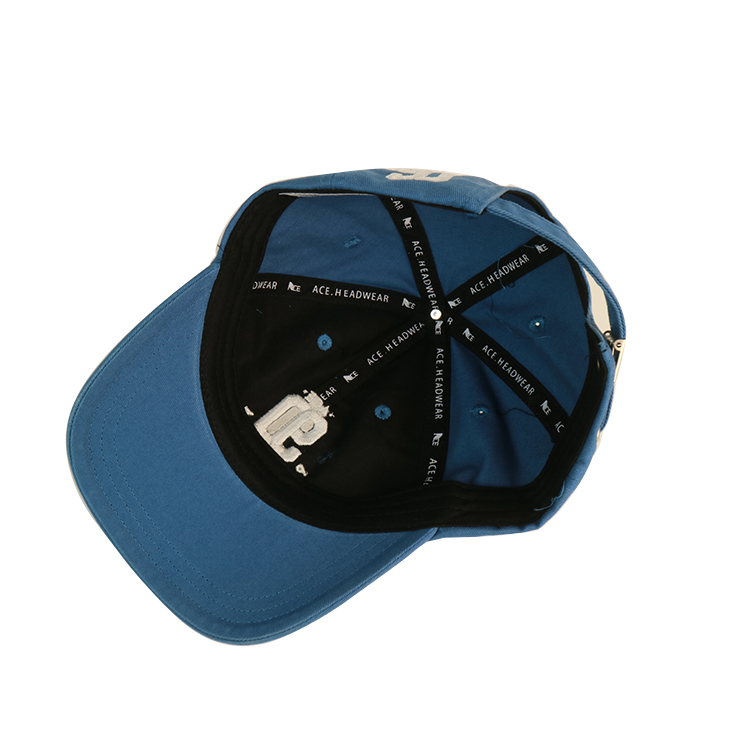 Breathable embroidered baseball caps odm customization for baseball fans-4