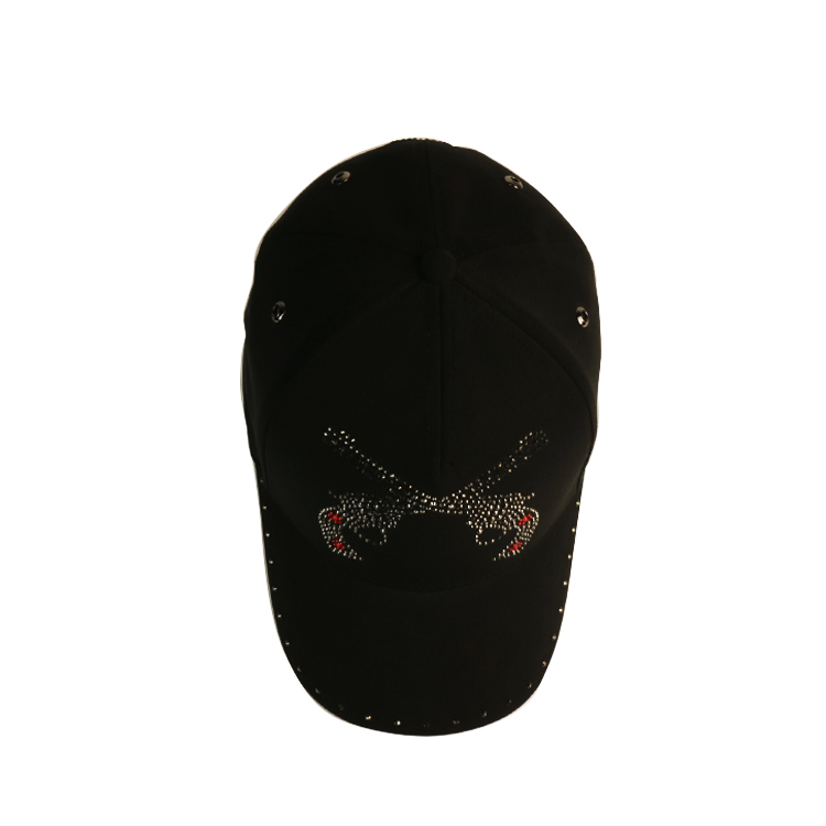 ACE adjustable sequin baseball cap for wholesale for beauty-3