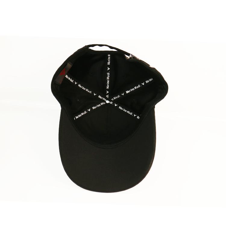 ACE brown logo baseball cap bulk production for baseball fans-2