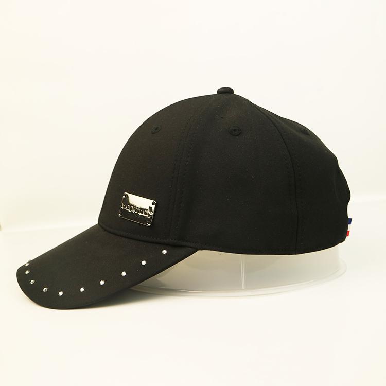 ACE rabbit black baseball cap customization for beauty-1