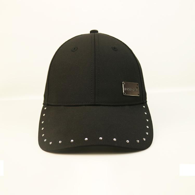 ACE rabbit black baseball cap customization for beauty-2