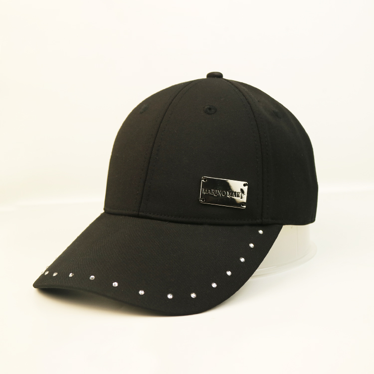 ACE rabbit black baseball cap customization for beauty-3