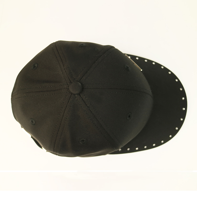 ACE rabbit black baseball cap customization for beauty-6