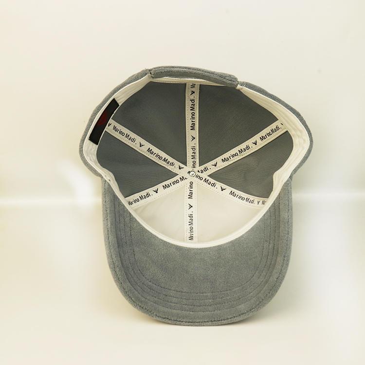 ACE leather black baseball cap mens ODM for baseball fans