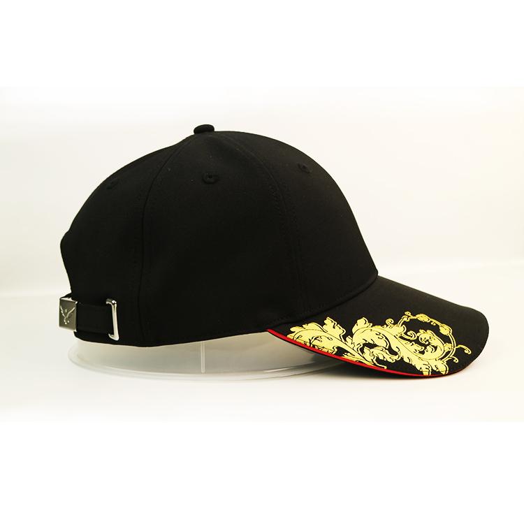 ACE curved custom baseball caps customization for beauty-4