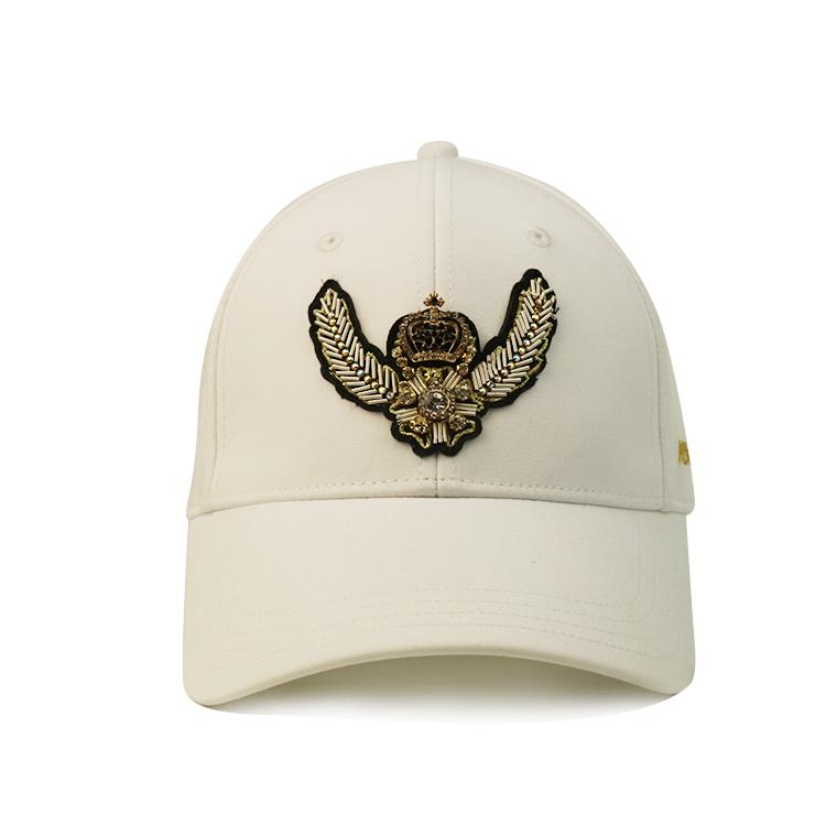 ACE rhinestone baseball cap for wholesale for baseball fans-1