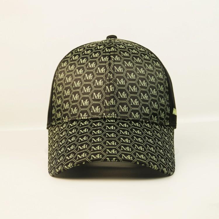 ACE corduroy green baseball cap OEM for baseball fans-1