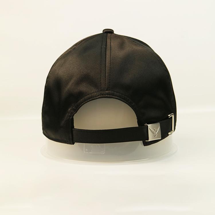 ACE corduroy green baseball cap OEM for baseball fans-3