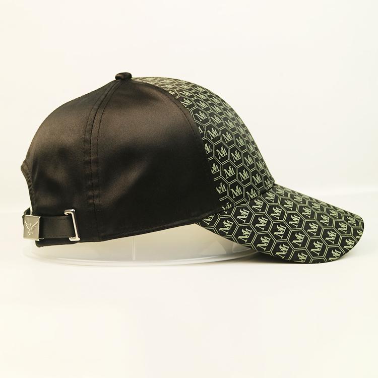 ACE corduroy green baseball cap OEM for baseball fans-4