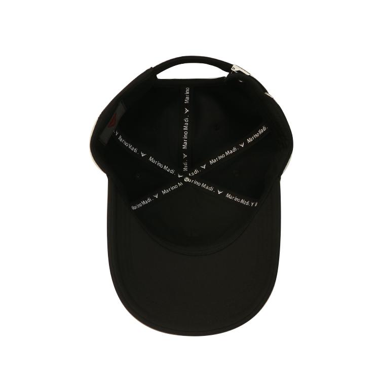 ACE stylish black baseball cap mens free sample for fashion-1