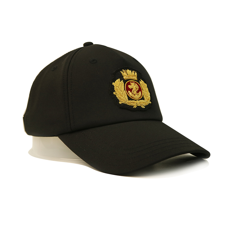 ACE flower embroidered baseball cap customization for beauty-4