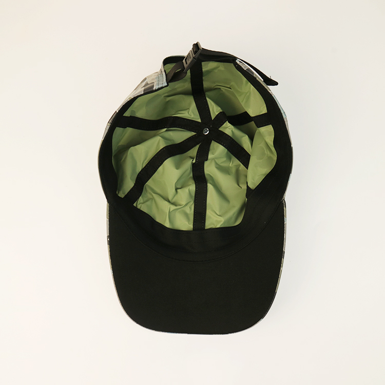 ACE fabric white baseball cap get quote for fashion-2