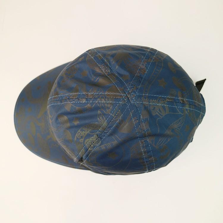 ACE portable personalized baseball caps customization for baseball fans-4