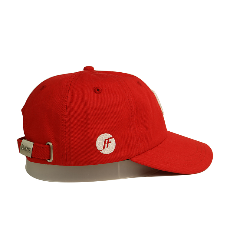 ACE curved cool baseball caps bulk production for beauty-4