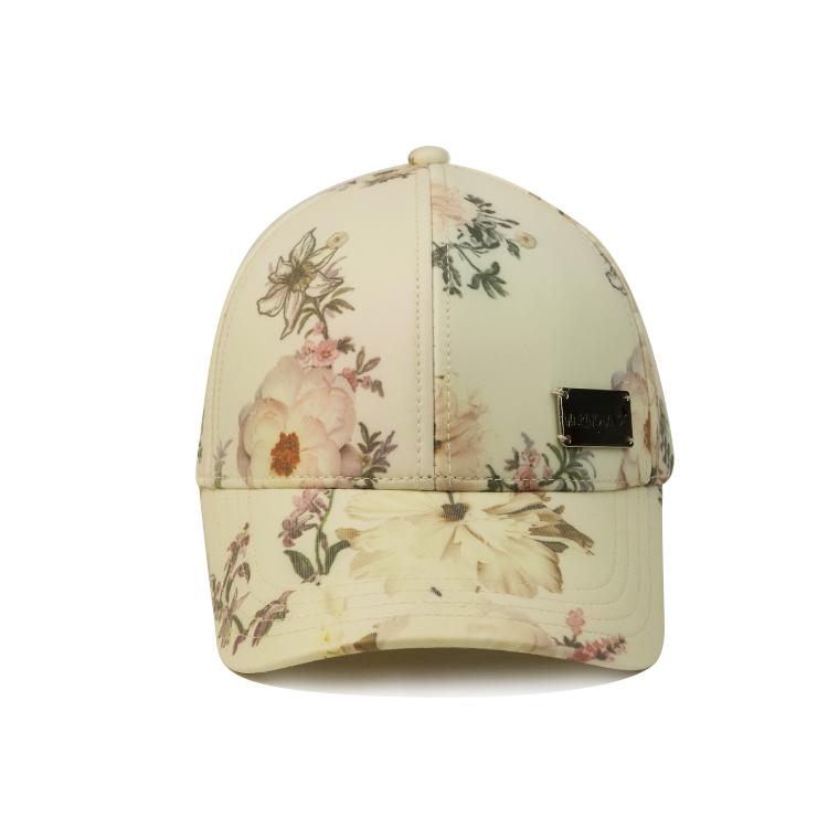 ACE adult logo baseball cap bulk production for beauty-3
