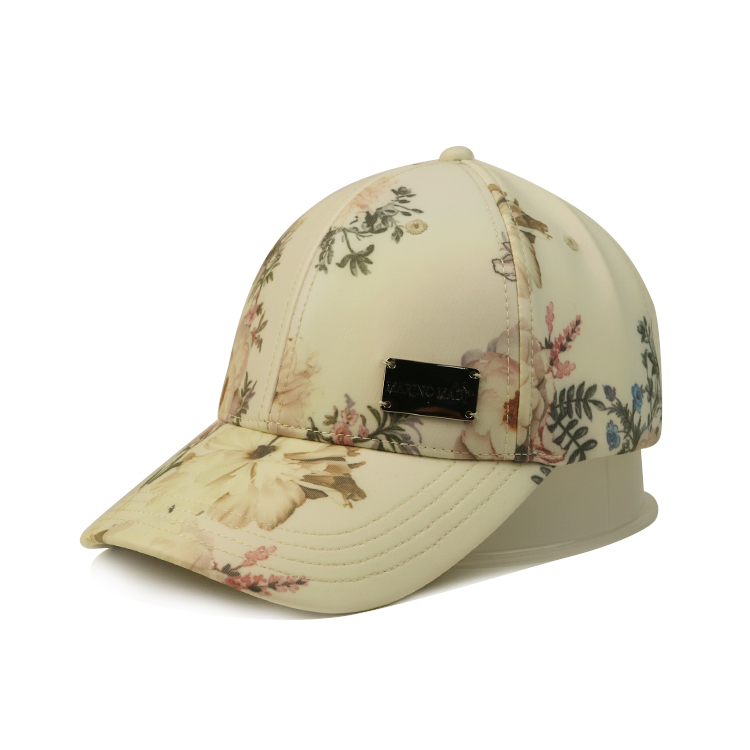 ACE adult logo baseball cap bulk production for beauty-1