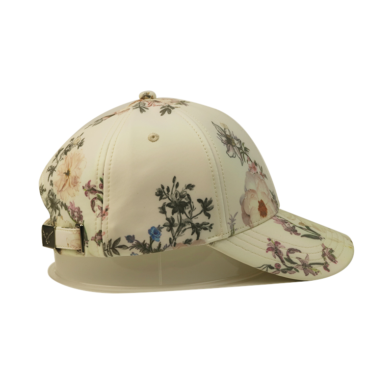 ACE curved baseball cap with embroidery customization for fashion-5