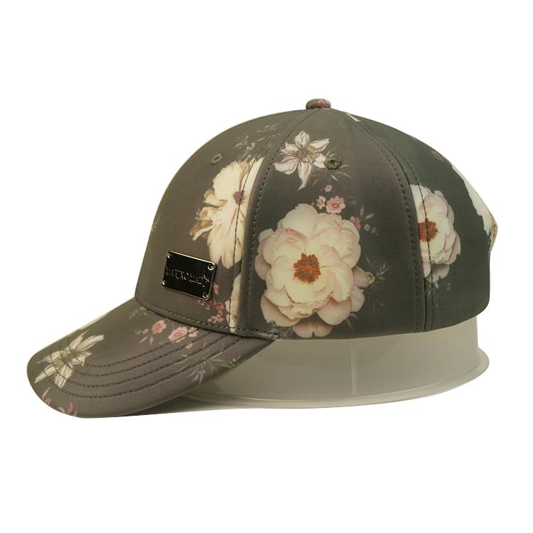 ACE women white baseball cap buy now for beauty-2