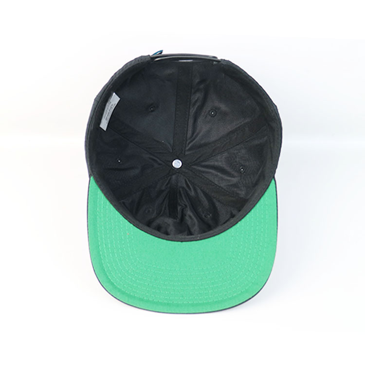 funky custom made snapback hats green buy now for fashion-4