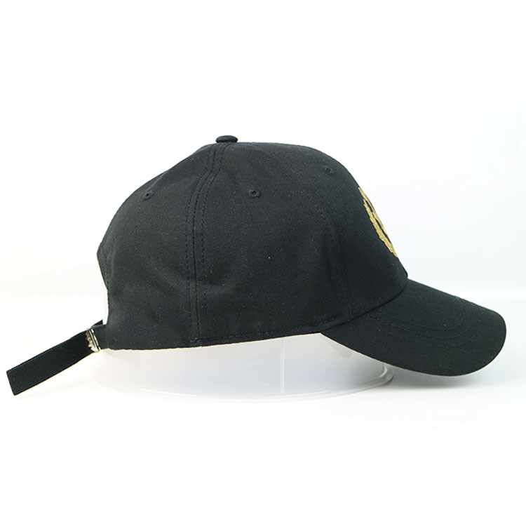 ACE funky black baseball cap free sample for fashion-4