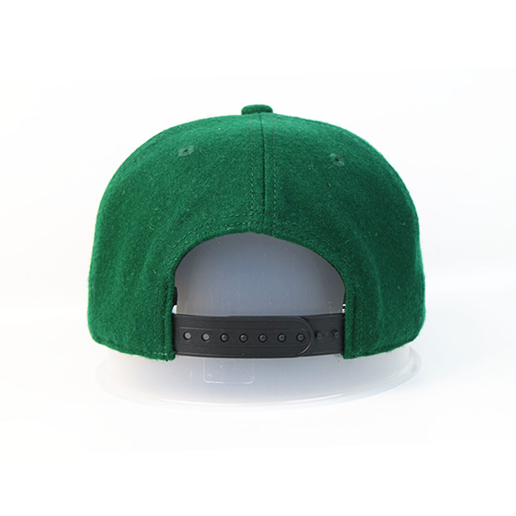 ACE high-quality black snapback cap buy now for fashion-3