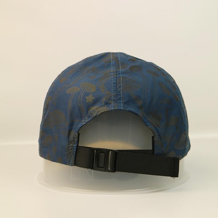 solid mesh custom baseball caps black for wholesale for beauty-4