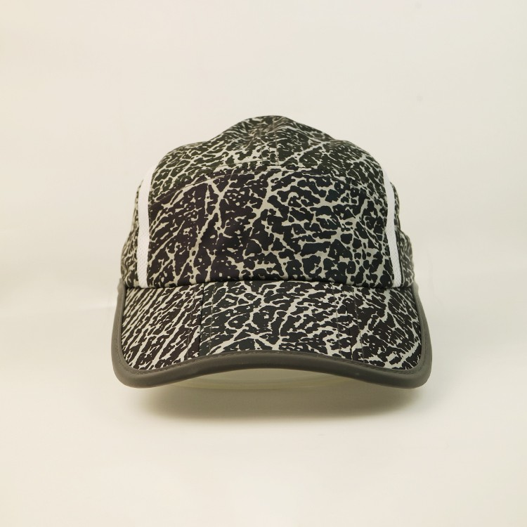 ACE solid mesh embroidered baseball caps ODM for baseball fans-1