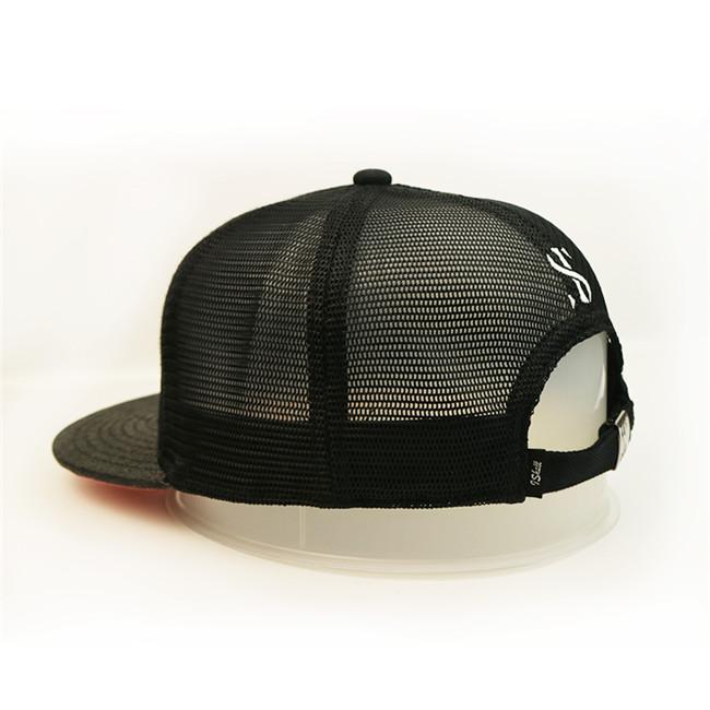 ACE pattern blank snapback hats customization for beauty-14