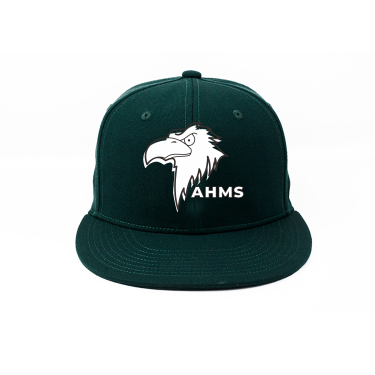 solid mesh mens snapback hats unisex bulk production for fashion-1