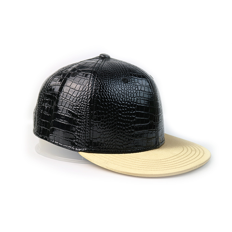 ACE Breathable black snapback hat supplier for beauty-3