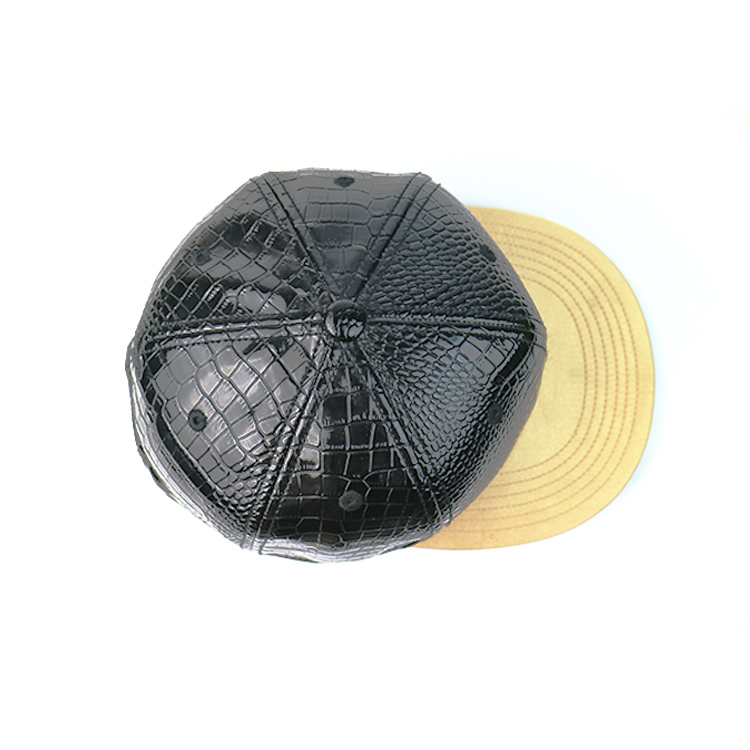 ACE Breathable black snapback hat supplier for beauty-4