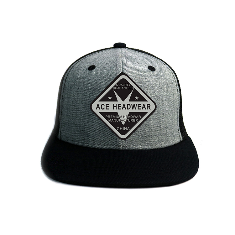 ACE at discount trucker caps embroidery free sample for fashion-1