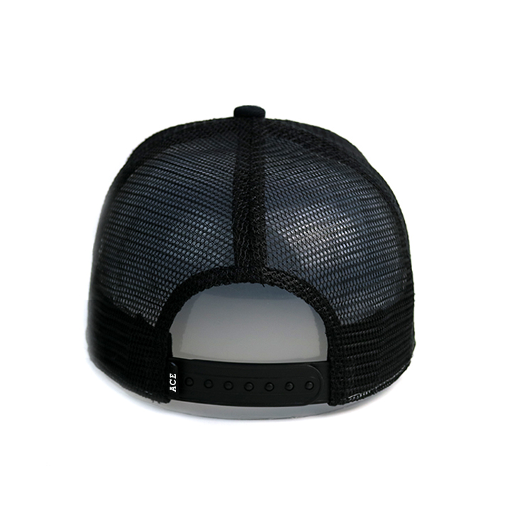 ACE at discount trucker caps embroidery free sample for fashion-2