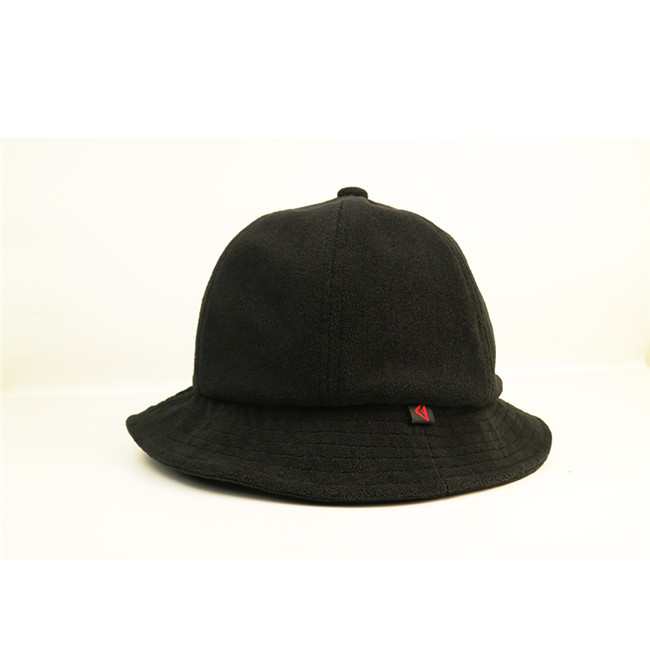 solid mesh white bucket hat sale free sample for beauty-14
