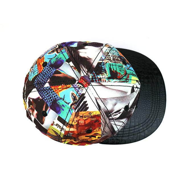 ACE acrylic plain snapback hats bulk production for beauty-1