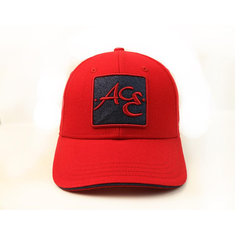 durable leather baseball cap baseball bulk production for beauty-1