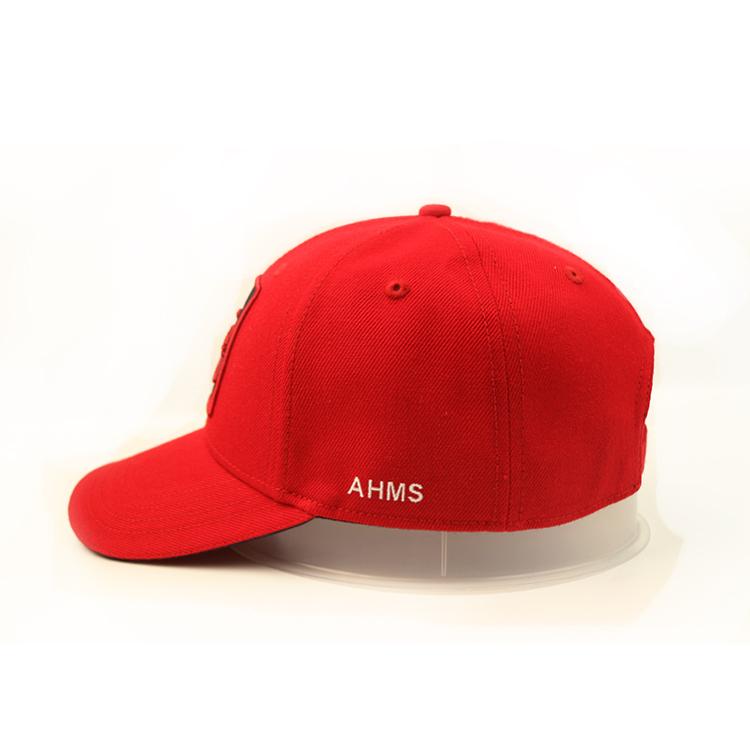 durable leather baseball cap baseball bulk production for beauty-2