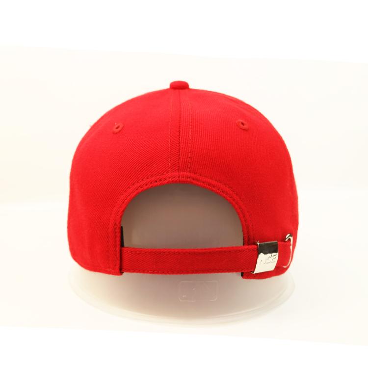 durable leather baseball cap baseball bulk production for beauty-3