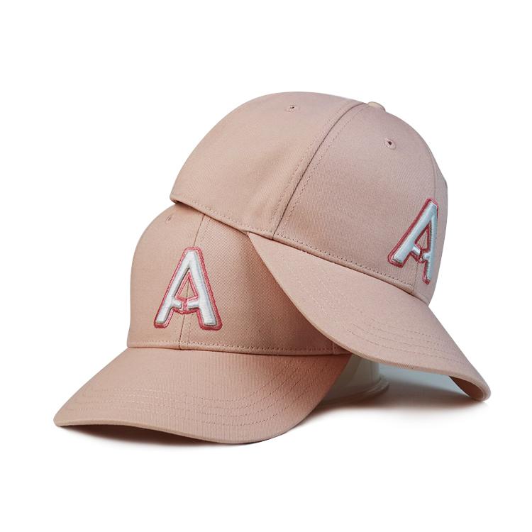 ACE white yellow baseball cap for wholesale for baseball fans-1