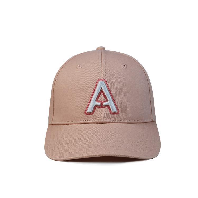ACE white yellow baseball cap for wholesale for baseball fans-2
