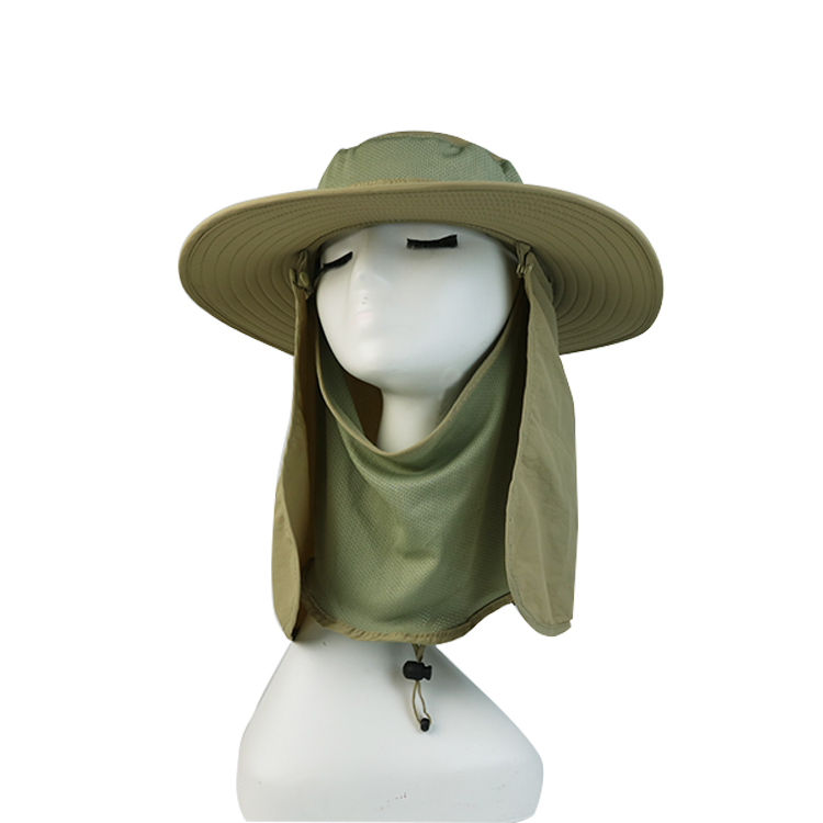 durable blue bucket hat short supplier for beauty-1