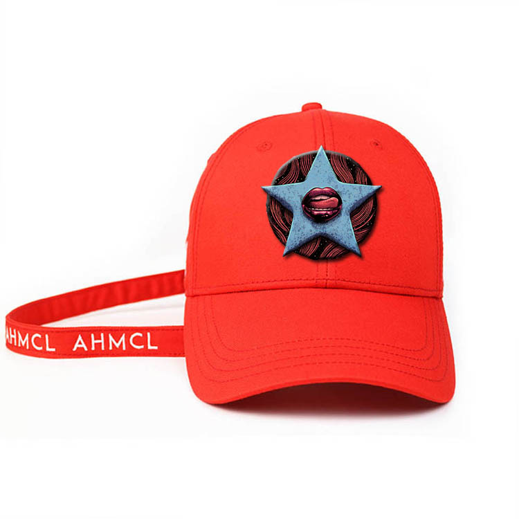ACE durable embroidered baseball caps free sample for baseball fans-1