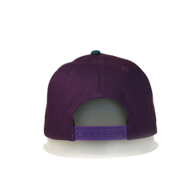 ACE plastic leather baseball cap get quote for fashion-3