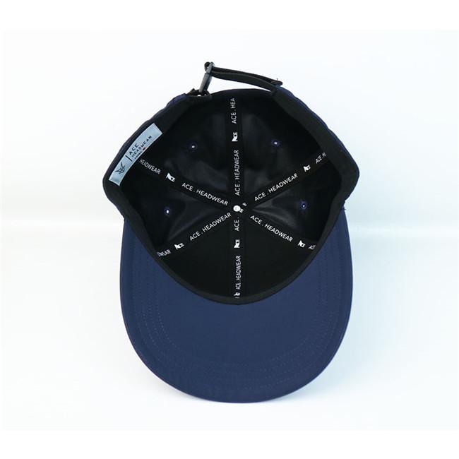 latest plain baseball caps buckle OEM for beauty-5