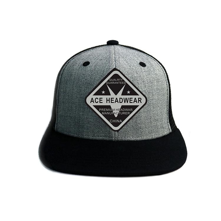ACE flat outdoor cap bulk production for fashion-1