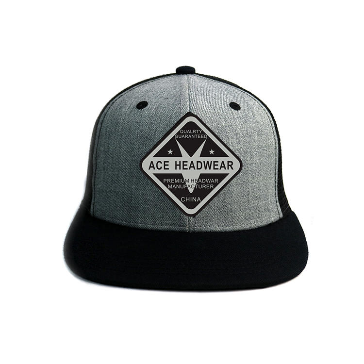 ACE flat outdoor cap bulk production for fashion