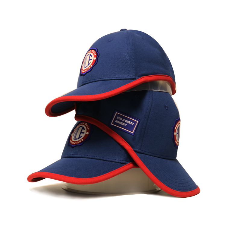 ACE string black baseball cap OEM for fashion-2