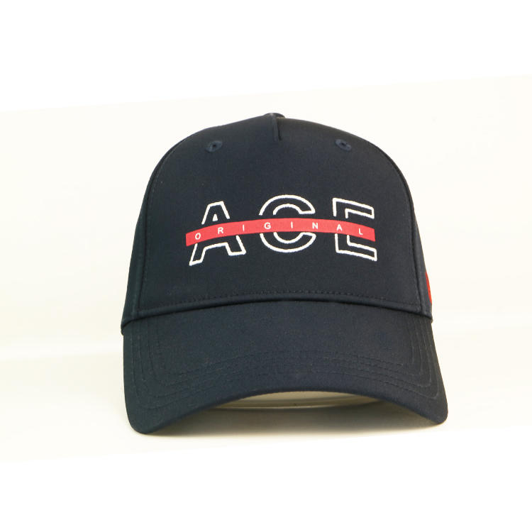 ACE Breathable fitted baseball caps OEM for beauty-1