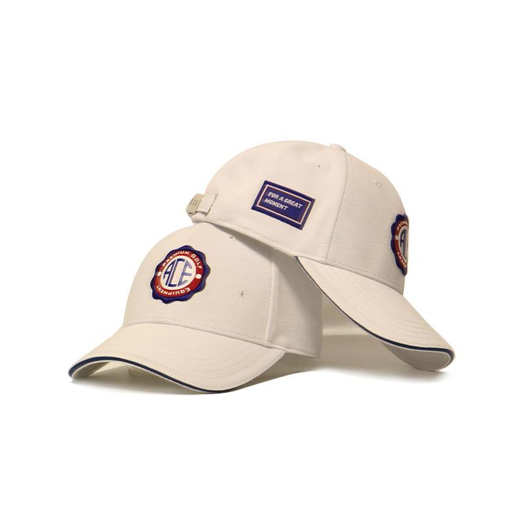 ACE patch black baseball cap mens for wholesale for baseball fans-1
